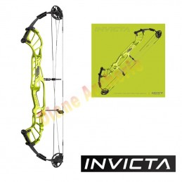 Compound HOYT Invicta 40 DCX anodisé - 2020