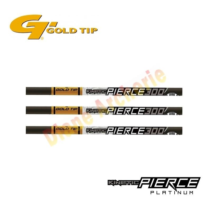 Tube GOLD TIP Pierce Platinium