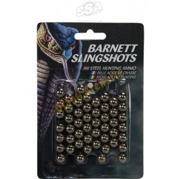 Lot de 50 billes BARNETT