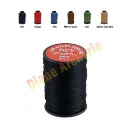 Tranche fil BCY 400 nylon