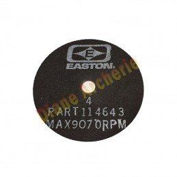 Disque coupe tube EASTON 4""