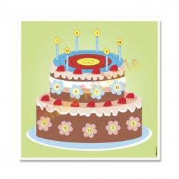 Blason jeu KRUEGER anniversaire