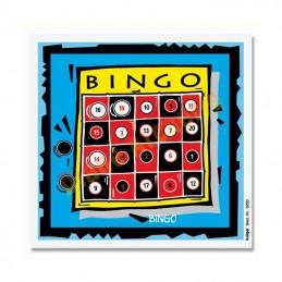 Blason jeu KRUEGER bingo