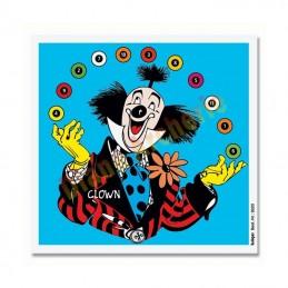 Blason jeu KRUEGER clown