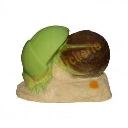 Cible 3D SRT Bousier vert - Groupe 4