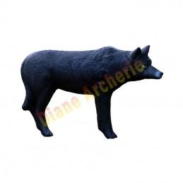 Cible 3D SRT Loup noir - Groupe 2