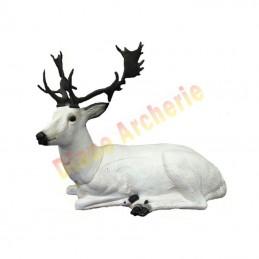 Cible 3D SRT Daim blanc couché - Groupe 2