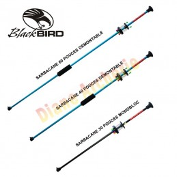 Sarbacane BLACKBIRD 40 pouces démontable