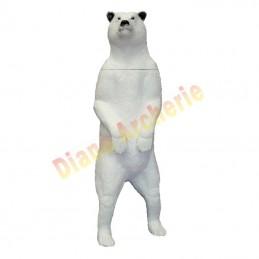 Cible 3D SRT Grizzly polaire debout - Groupe 1