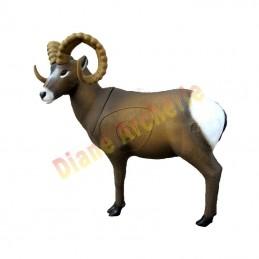 Cible 3D SRT Mouflon des montagnes - Groupe 1