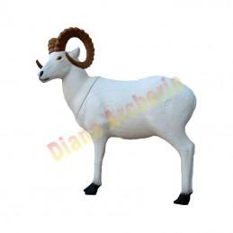 Cible 3D SRT Mouflon polaire - Groupe 1