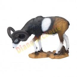 Cible 3D SRT Mouflon VSE broutant - Groupe 2