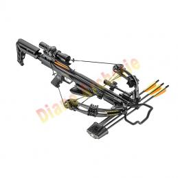 Arbalète compound Ek Archery Blade+ 175 lbs noire