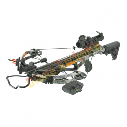 Arbalète compound PSE Fang HD 205 lbs camo