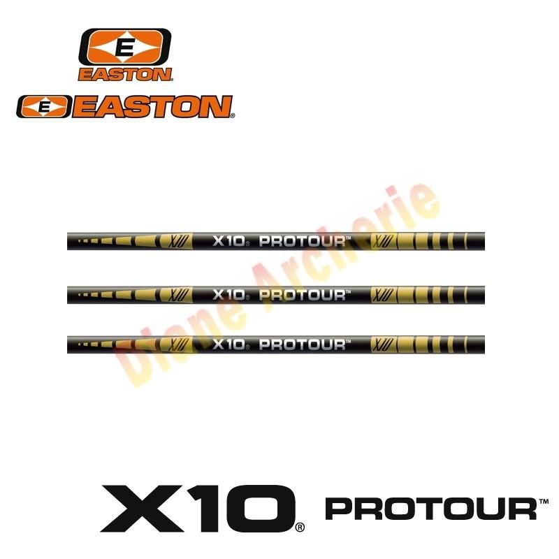 Lot de 12 tubes EASTON X10 Protour