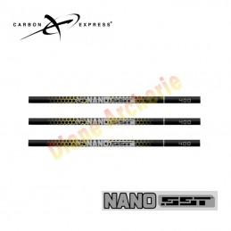 Lot de 12 tubes CARBON EXPRESS Nano SST calibre 550