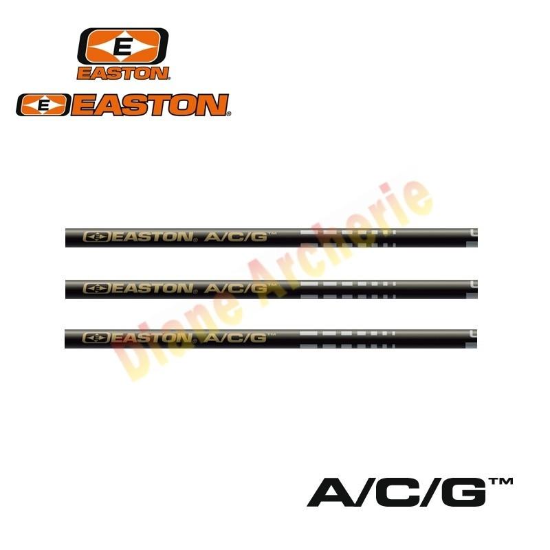 Lot de 12 tubes EASTON AC Gold calibre 610