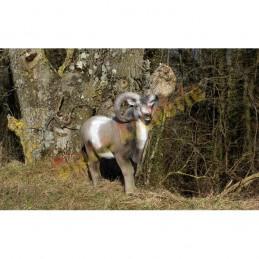 Cible 3D NATUR FOAM Mouflon debout - Groupes 2/3