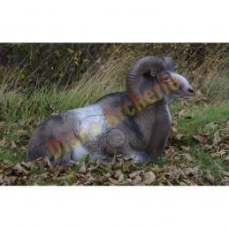 Cible 3D NATUR FOAM Mouflon gîté - Groupes 2/3