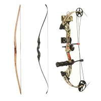 Boutique en ligne d'arcs de chasse. Grand choix d'arcs.