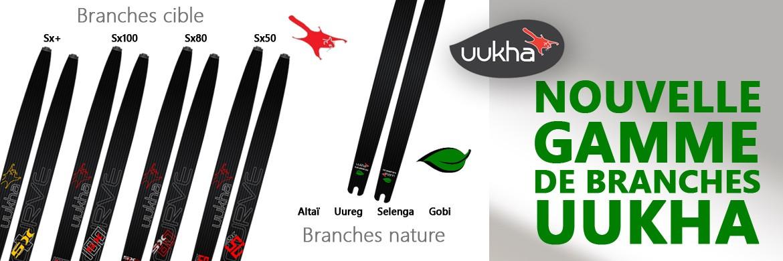 Nouvelle gamme de branches Uukha