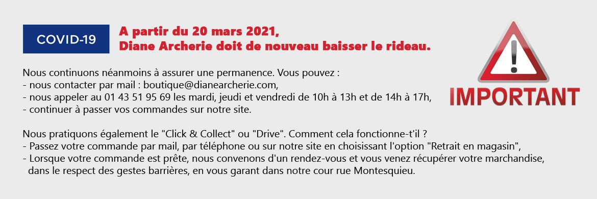 Vente sur site et click and collect